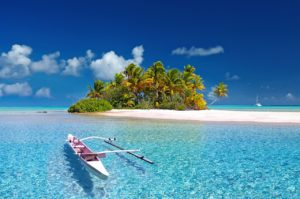 美しい南の島