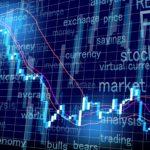 株価チャートの推移